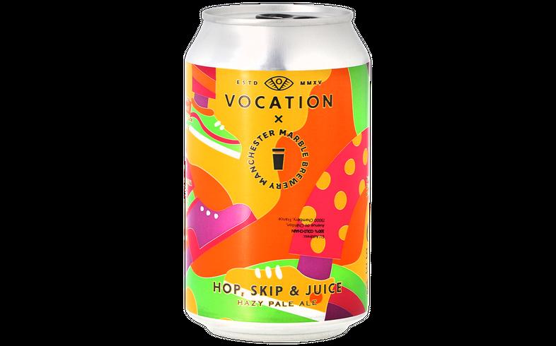 Flaskor - Vocation / Marble  Hop, Skip & Juice
