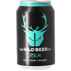 Bouteilles - Wild Beer Yokai