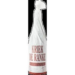 Bottled beer - Kriek De Ranke 75 cl