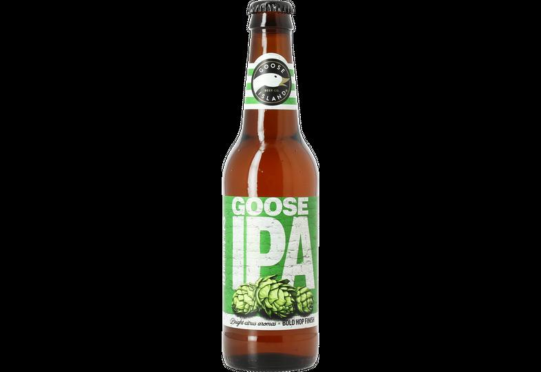 Bottled beer - Goose Island IPA