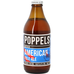 Bouteilles - Poppels American Pale Ale
