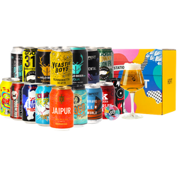 assortiments - Coffret Dégustation Craft Cans