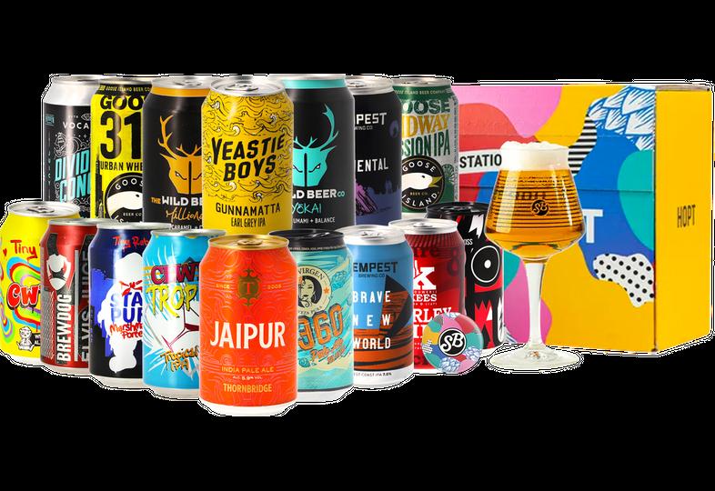 Bierpakketten - Craft Cans Tasting Pack