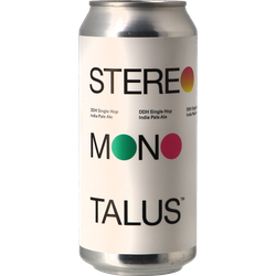 Bottled beer - To Øl  - Stereo Mono Talus