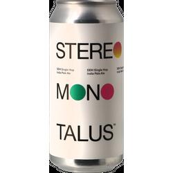 Flessen - To Øl  - Stereo Mono Talus