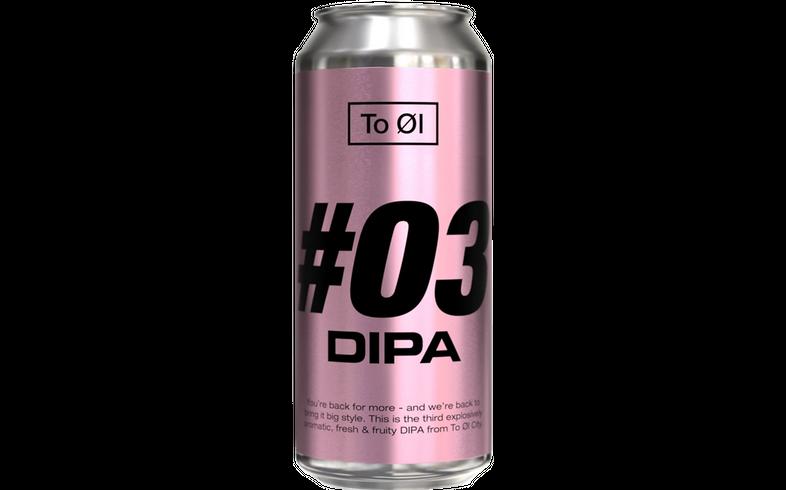 Bouteilles - To Øl - 03 DIPA