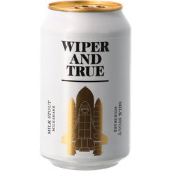 Bouteilles - Wiper And True - Milk Shake Stout