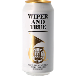 Bottled beer - Wiper And True - Hinterland Brett IPA