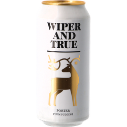 Bottled beer - Wiper And True - Plum Pudding Porter
