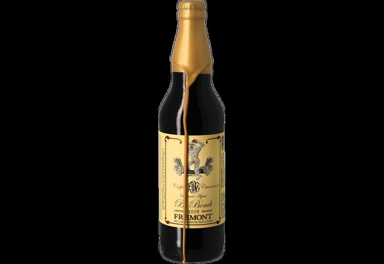 Bouteilles - Fremont Coffee Cinnamon B-Bomb 2019 Bourbon BA