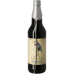 Flessen - Fremont 11th Anniversary Stout 2020 Bourbon BA