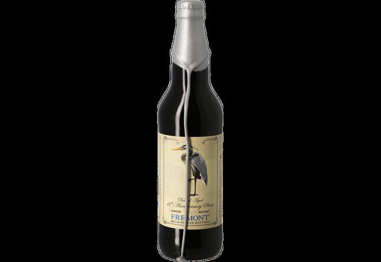 Bouteilles - Fremont 11th Anniversary Stout 2020 Bourbon BA