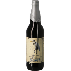 Bottled beer - Fremont 10th Anniversary Stout 2019