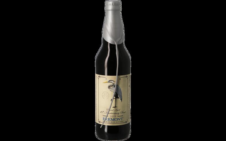 Bottiglie - Fremont 10th Anniversary Stout 2019