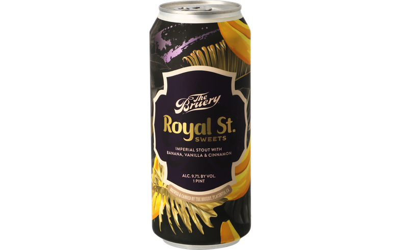 Bouteilles - The Bruery Royal St. Sweets