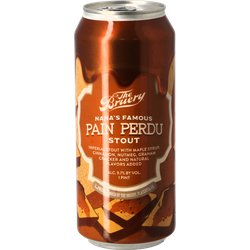 Bottled beer - The Bruery - Nana's Famous Pain Perdu Stout