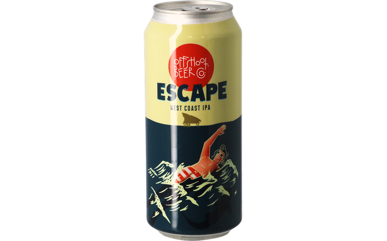 Flaskor - Offshoot Escape [it's your everyday West Coast IPA]