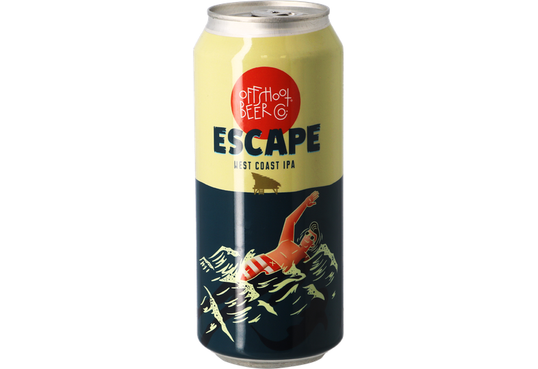 Bouteilles - Escape - It's your everyday West Coast IPA