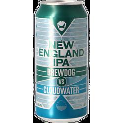 Bottled beer - Brewdog Vs Cloudwater Neipa