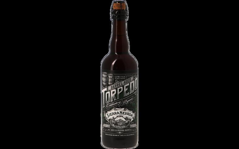 Bottiglie - Sierra Nevada Torpedo - Bourbon Barrel Aged