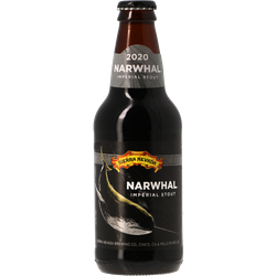Bouteilles - Sierra Nevada Narwhal Imperial Stout