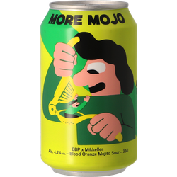 Bouteilles - Brussels Beer Project / Mikkeller - More Mojo