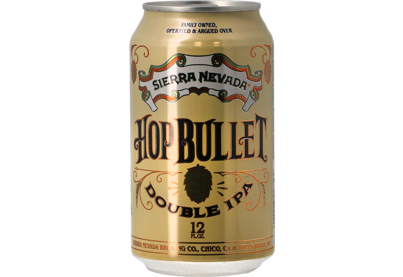 Bouteilles - Sierra Nevada Hop Bullet Double IPA