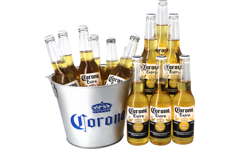 assortiments - Pack Corona - 12 bières
