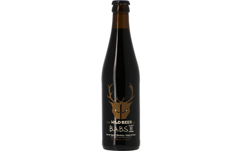 Bouteilles - Wild Beer B.A.B.S III