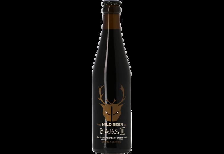 Bottiglie - Wild Beer B.A.B.S III