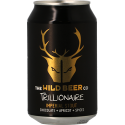 Bottled beer - Wild Beer Trillionaire