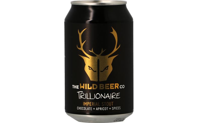 Bouteilles - Wild Beer - Trillionaire