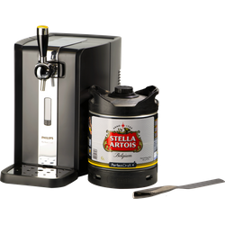 Beer dispensers - Pack Tireuse PerfectDraft Stella + coupe mousse