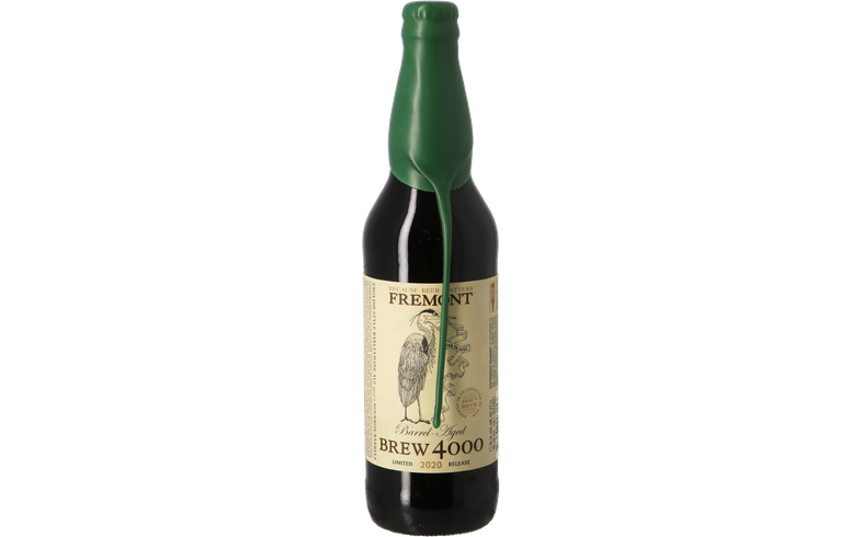 Bottiglie - Fremont Brew 4000 Bourbon Barrel Aged