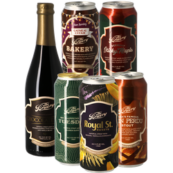Beer Collections - The Bruery Dessert Pack