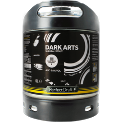 Fässer - Magic Rock Dark Arts PerfectDraft Fass 6 liter - Mehrweg