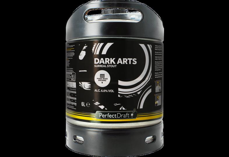 Fûts de bière - Fût 6L Magic Rock Dark Arts