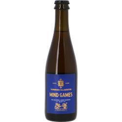 Bottled beer - Thornbridge / Firestone Walker - Mind Games Gin BA