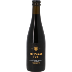 Bouteilles - Thornbridge Necessary Evil 2020 - Bourbon BA