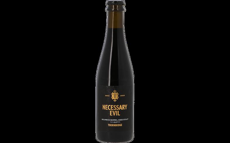 Bottled beer - Thornbridge - Necessary Evil 2020 - Bourbon BA
