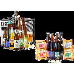 Bierpakketten - Bierpakket Wereldbieren & Beste Belgische Bieren