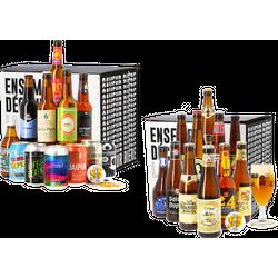 Bierpakketten - Blond Bierpakket + IPA-Bierpakket