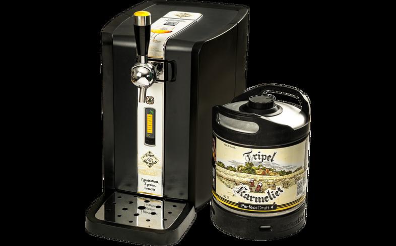 Öltapp - PerfectDraft Tripel Karmeliet Dispenser Pack + Maximagnet