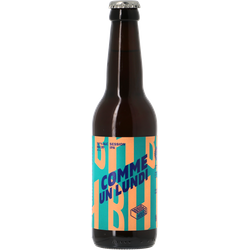 Bottled beer - Brique House Comme Un Lundi