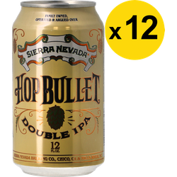 Big packs - Pack Sierra Nevada Hop Bullet Double IPA - 12 bières