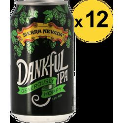 Confezioni risparmio - Pack Sierra Nevada Dankful IPA x12