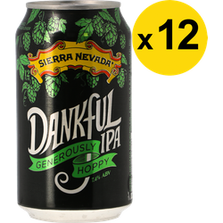 Big packs - Pack Sierra Nevada Dankful IPA - 12 bières