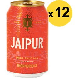 Big packs - 12 Pack Thornbridge Jaipur
