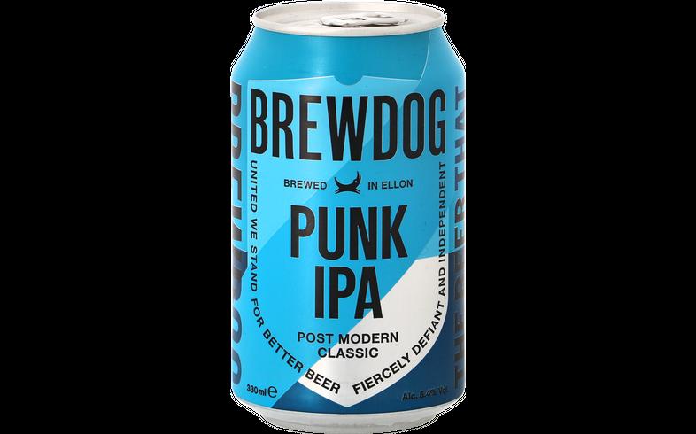 Megapacks - Brewdog Punk IPA 33cl (12 stuks)