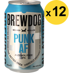 Big packs - Pack Brewdog Punk AF - 12 bières